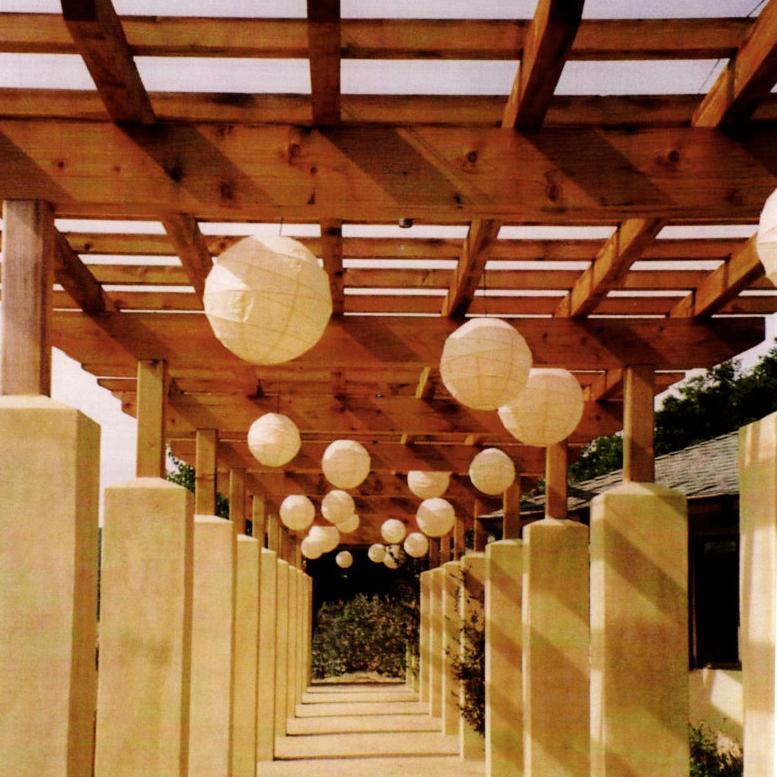 Paper and Silk Lanterns
